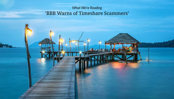 Timeshare Scammers